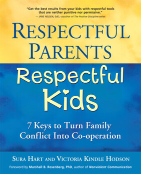Respectful Parents, Respectful Kids:  7 Keys to Turn Family Conflict Into Co-operation Sura Hart and